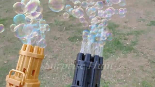 حبابساز اسباببازی اتوماتیک مدل 2021