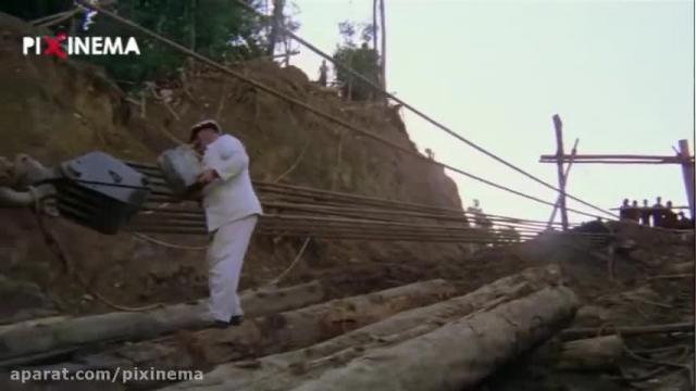 سکانس دیدنی فیلم فیتزکارالدو - سکانس جا به جایی کشتی از روی تپه !