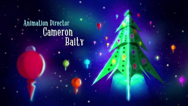 دانلود انیمیشن کریسمس بیگانه Alien Xmas 2020 زبان اصلی