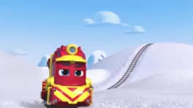 دانلود کارتون قطارها -این قسمت سرویس ویژه برای کریسمس