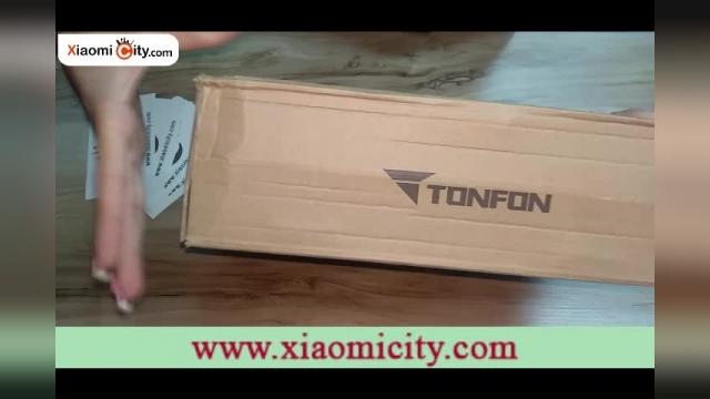 جعبه گشایی دریل شارژی شیائومی Tonfon مدل 2012004