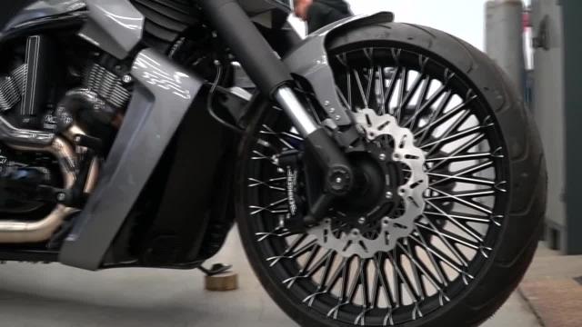 هارلی دیویدسون Harley-Davidson GIOTTO 11