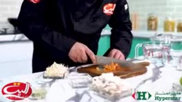 طرز تهیه سوپ و قارچ و خامه کرم دار با طعم متفاوت مناسب برای پذیرایی
