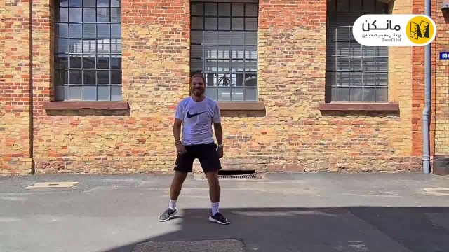 آموزش ورزش زومبا در منزل بدون تجهیزات !