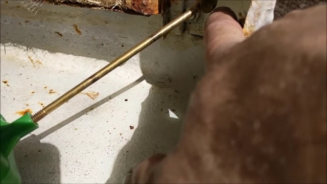 آموزش تصویری تنظیم شناور کولر آبی