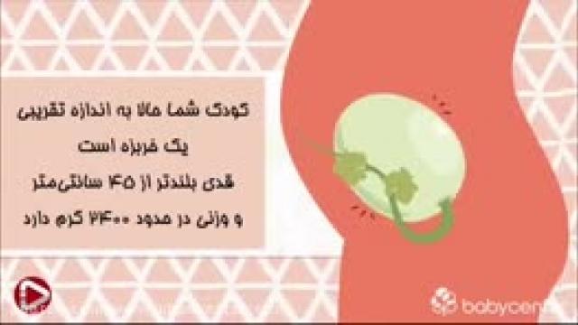 آیا زایمان در هفته 35 بارداری خطر ناک است ؟