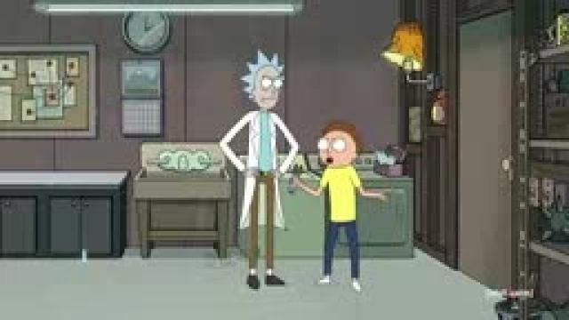 دانلود برنامه کودک تریلری جدید از فصل پنجم Rick and Morty