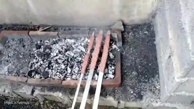روش تهیه حرفه ای  کباب کوبیده اردبیلی