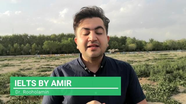 How to impress your IELTS examiner. دکتر امیر روح الامین ، Dr. Amir Rouholamin