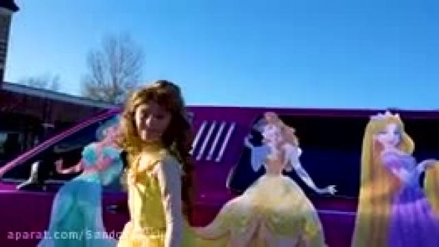 دانلود ماجراهای ساشا و مکس این قسمت  ساشا و تزئین ماشین لیموزین