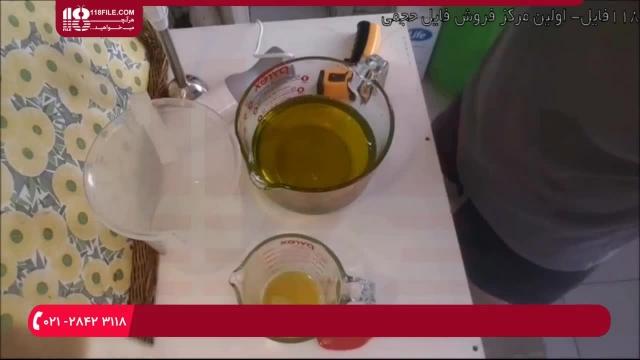 آموزش ساخت صابون - آموزش ساخت صابون زرد چوبه
