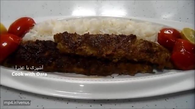طرز تهیه خوشمزه ترین  کباب کوبیده تابه ای