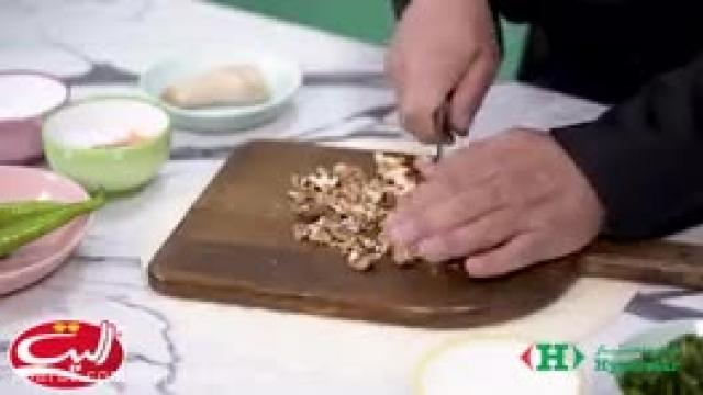 طرز تهیه ساده سس قارچ و گردو