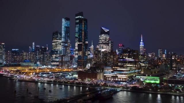 نیویورک در 10 دقیقه