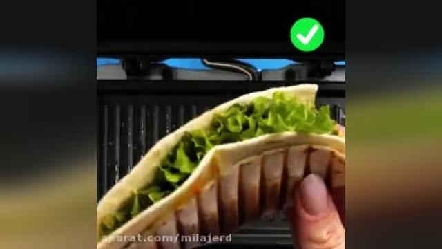 دستور تهیه و دیزایین بینظیر انواع غذاها