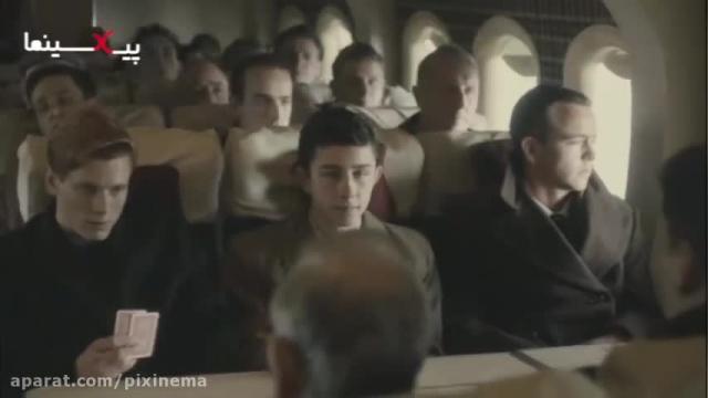 سکانس دیدنی فیلم اتحاد - سکانس سقوط هواپیمای حامل تیم منچستر یونایتد !