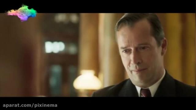 کلیپ دیدنی فیلم چرچیل - سکانس درخواست پادشاه برای ماندن در انگلیس