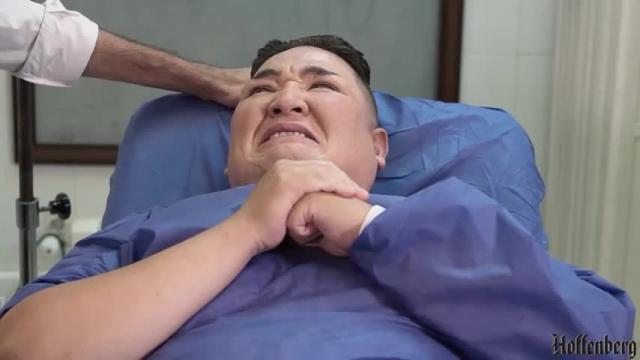 کلیپ طنز و خنده دار مصطفی آزاد در بیمارستان !