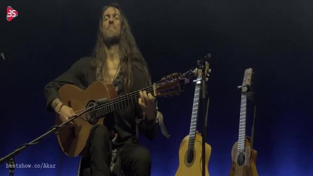 ویدیو دیدنی از اجرای قطعهی The Essence از استاس تونه