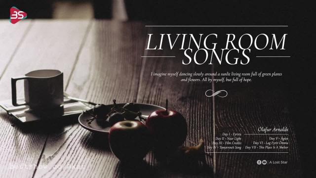 موسیقی شنیدنی اولافور آرنالس - آلبوم Living Room Songs