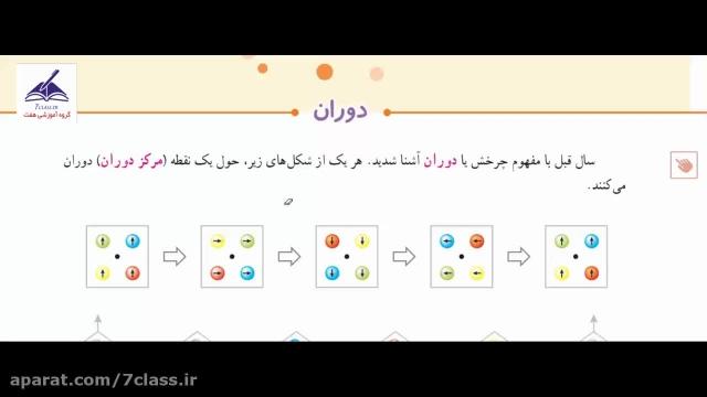 آموزش ریاضی ششم کامل ، دوران !