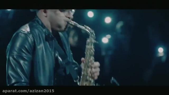موزیک ویدیو بسیار زیبا و دیدنی زیر دیوونه من !