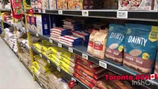 هزینه های زندگی کردن در کانادا (مواد غذایی)