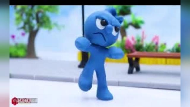 دانلود انیمیشن خمیر بازی این داستان - سگ عصبانی
