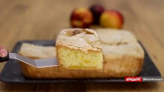 طرز پخت شیرینی پای هلو با طعمی فوق العاده حرفه ای