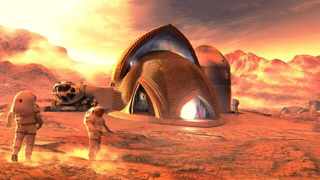 پیچیدگی های سفر به مریخ