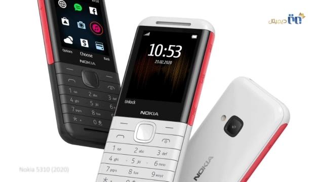 ویدیو بسیار دیدنی از گوشی نوکیا 5310 مدل 2020 !
