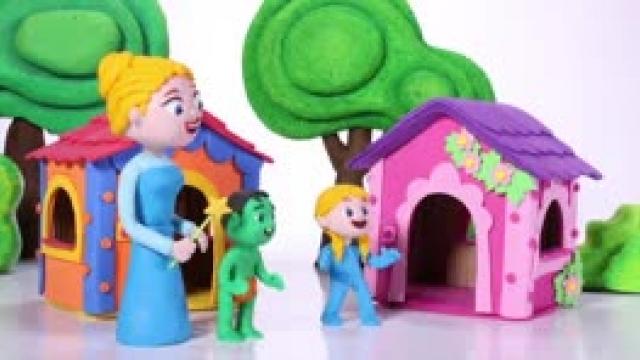 دانلود انیمیشن جذاب خانواده خمیری
