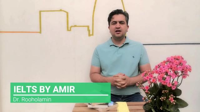 How to impress your IELTS examiner in Speaking Part One.دکتر امیر روح الامین