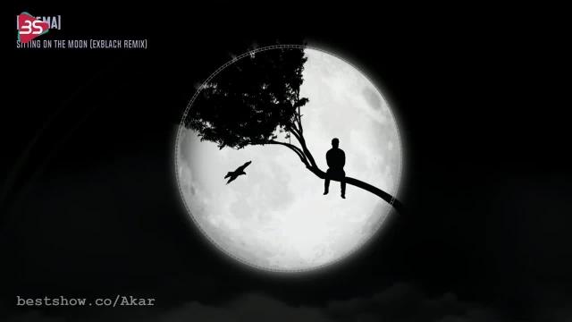 ریمیکس شنیدنی از اهنگ Sitting On The Moon (انیگما)