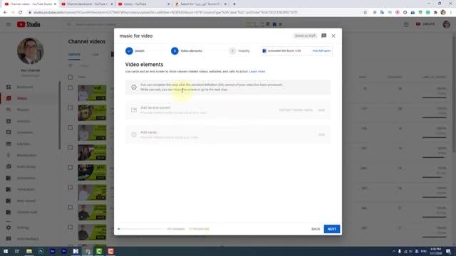 روش صحیح آپلود ویدیو در یوتیوب !