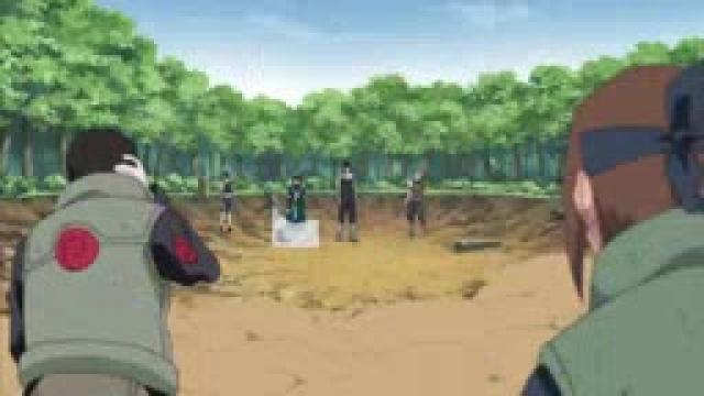دانلود قسمت 23 فصل دوازدهم برنامه کودک  انیمه ناروتو شیپودن با دوبله فارسی