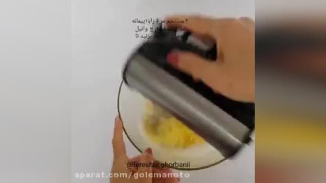 طرز تهیه تازه ترین کیک شنی