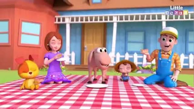 دانلود کارتون دخترانه عروسک کوچولو  این قسمت  آموزش رنگ ها با خانواده انگشتی