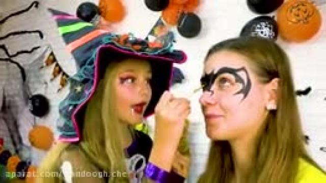 دانلود ماجراهای ساشا و مکس این قسمت  ترفند های ساشا و هالووین سوپرایزی