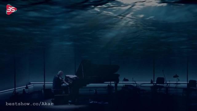 کلیپ دیدنی از اجرای زنده لودویکو ایناوودی (مرثیه برای هنر)
