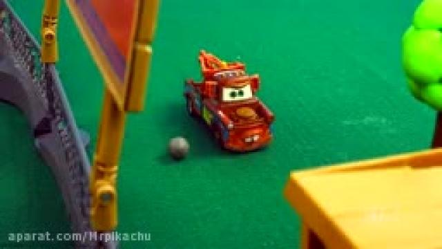 دانلود ایمیمیشن ماشین بازی.کودک