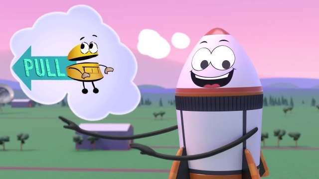 انیمیشن کوتاه ربات های قصه گو: ماجراجویی فضایی A StoryBots Space Adventure 2021