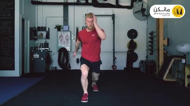تمرینات ورزشی بسیار تقویت کننده !