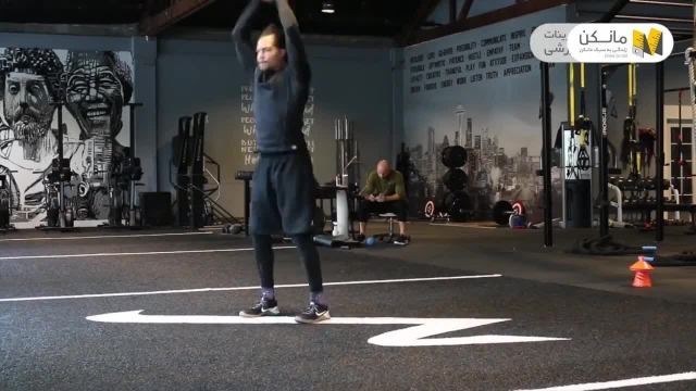 آموزش 99 تمرین هوازی با وزن بدن در منزل !